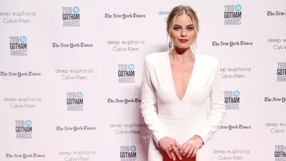 Margot Robbie shared the news of her wedding on Instagram by posting a picture of herself and Ackerley, who she has been dating for three years.
