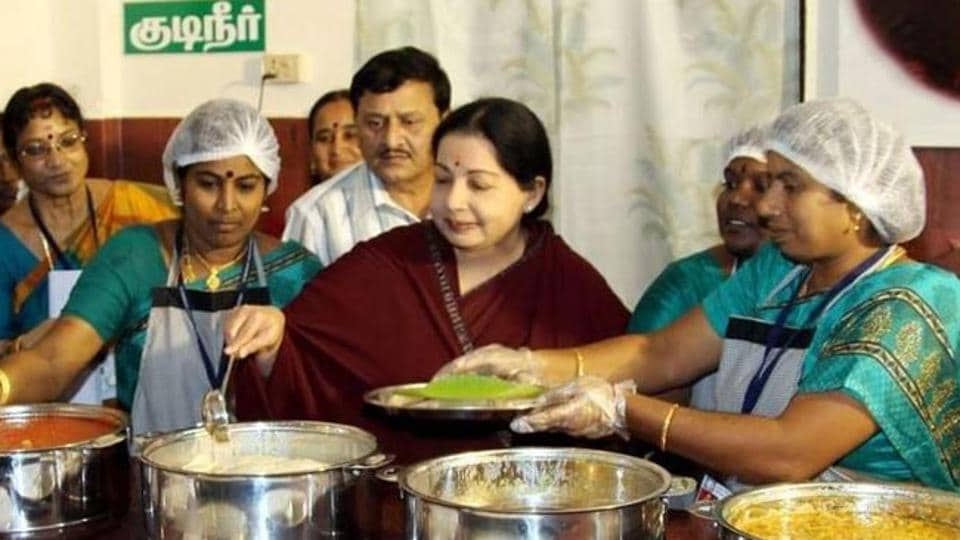Amma canteens,Jayalalithaa,Rajasthan