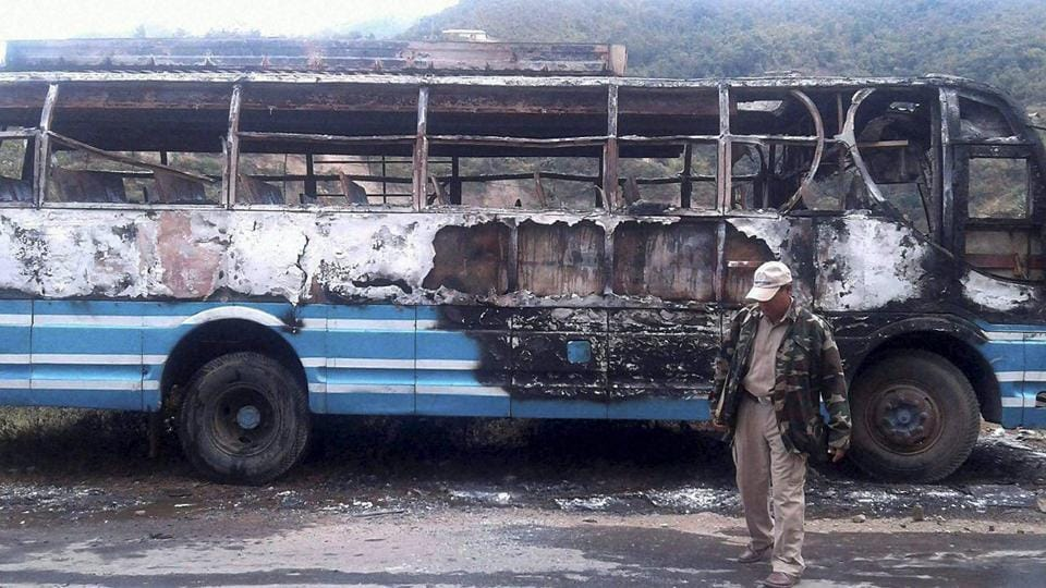 The ANSF said the Manipur government did not have any right to do so with Naga areas without consulting them.