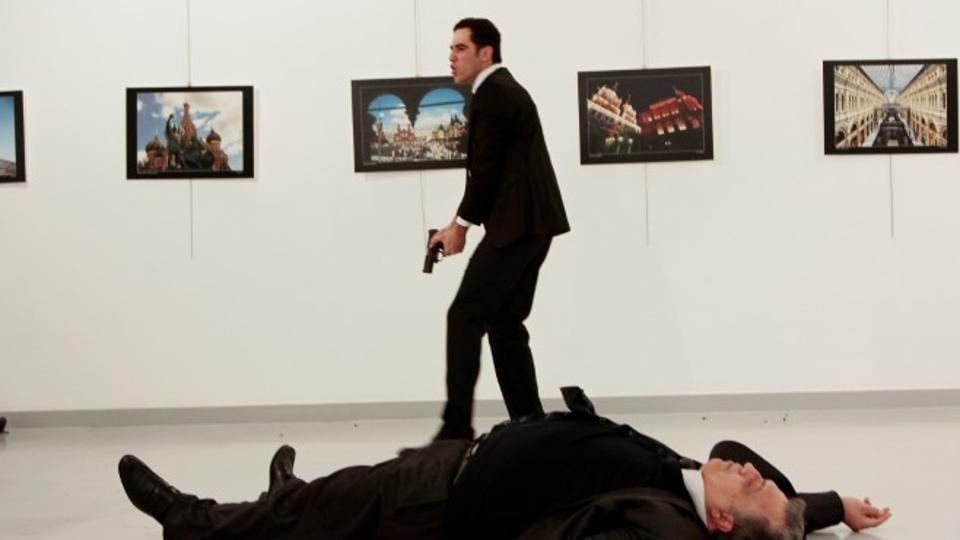 Russian ambassador to Turkey Andrei Karlov was shot by Mevlut Mert Altintas at an art gallery in Ankara, Turkey on Monday.