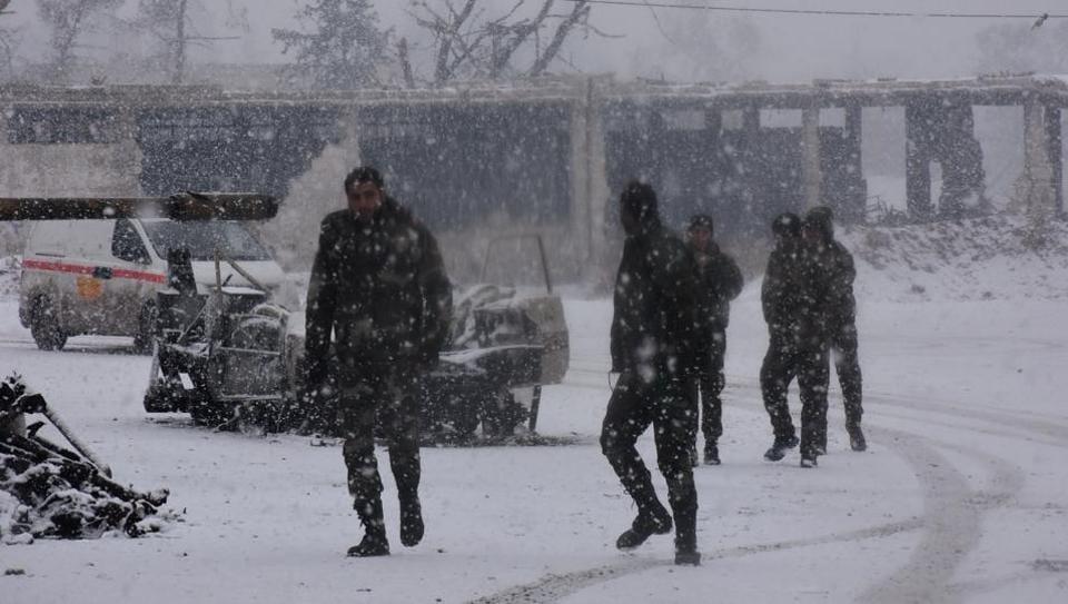 Syria,Aleppo,Ramussa