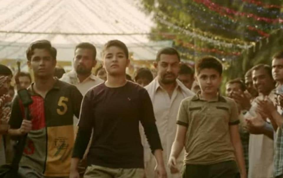 How did a wrestler from an obscure village in Haryana dare to dream that his daughters could bring home gold? Dangal is the tale of a father's belief, and the innate strength of women, whether in the akhada or outside it.