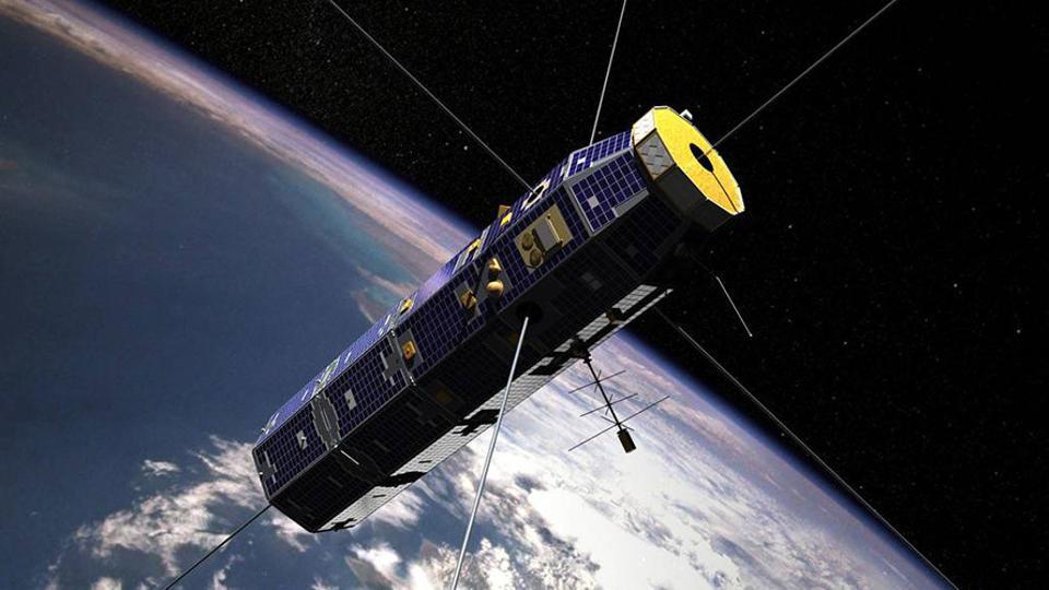 China,Carbon dioxide monitoring satellite,TanSat