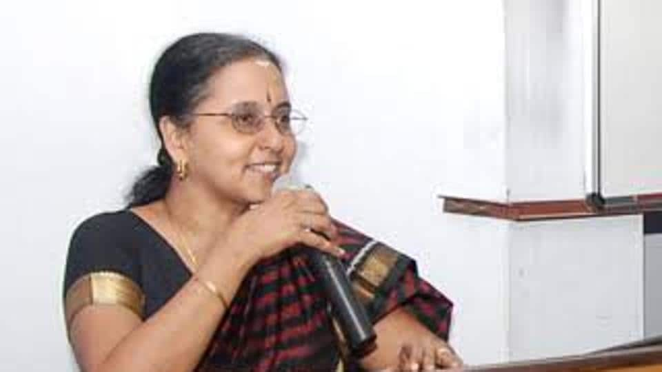Girija Vaidyanathan takes over as Tamil Nadu's chief secretary a day after her predecessor's residence, office was raided by I-T officials.