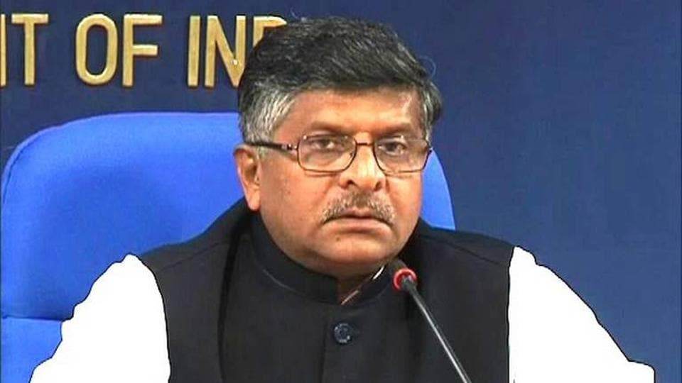 Union minister of information technology and law, Ravi Shankar Prasad, has instructed the National Institute of Electronics and Information Technology (NIELIT) to start cyber security courses for students.