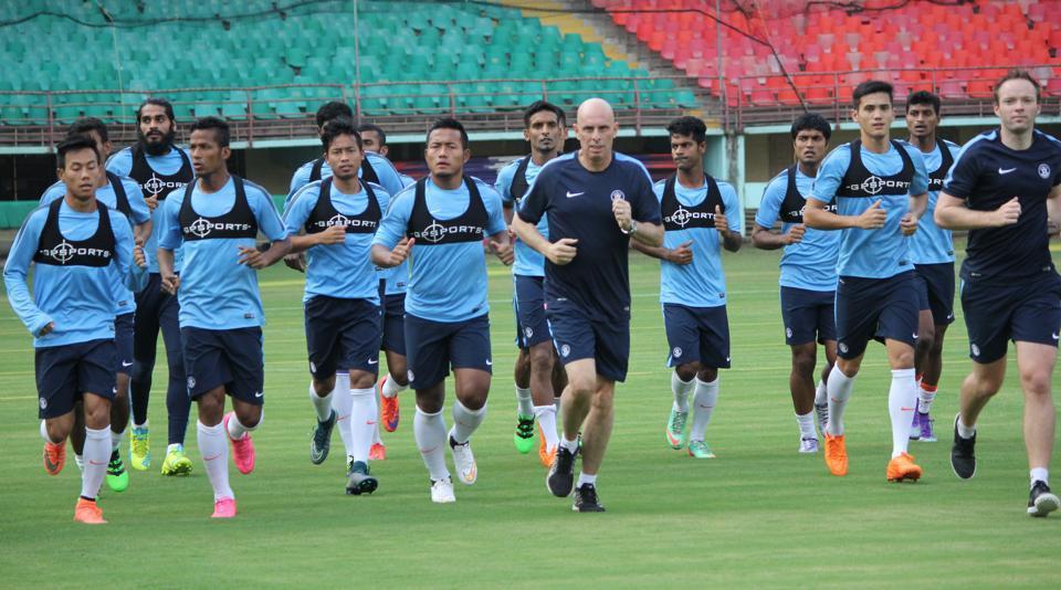 FIFA rankings,India national football team,Stephen Constantine