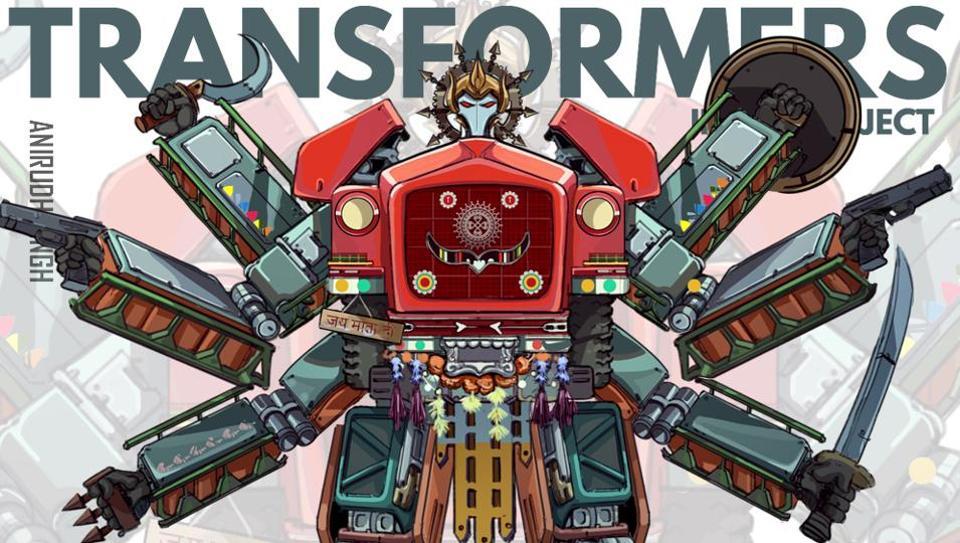 Transformers,HT48hours,Anirudh Singh