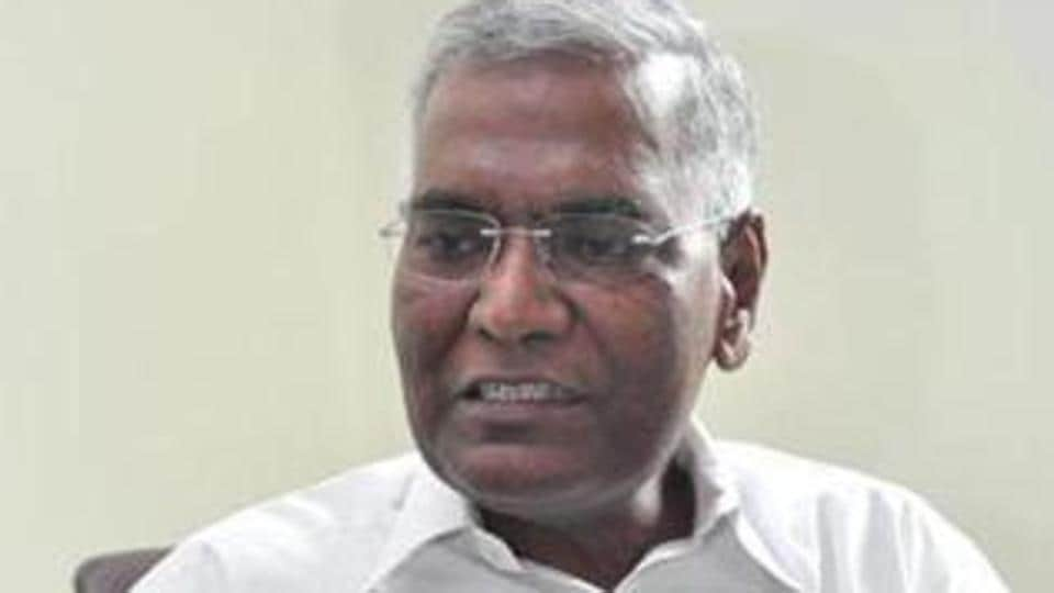 "Senior CPI leader D Raja has said that when a ""communal and fascist party"" has come to power, the country needs a strong Left, which alone can be a credible force to take on the ""battle"" and rally other ""democratic and secular forces""."