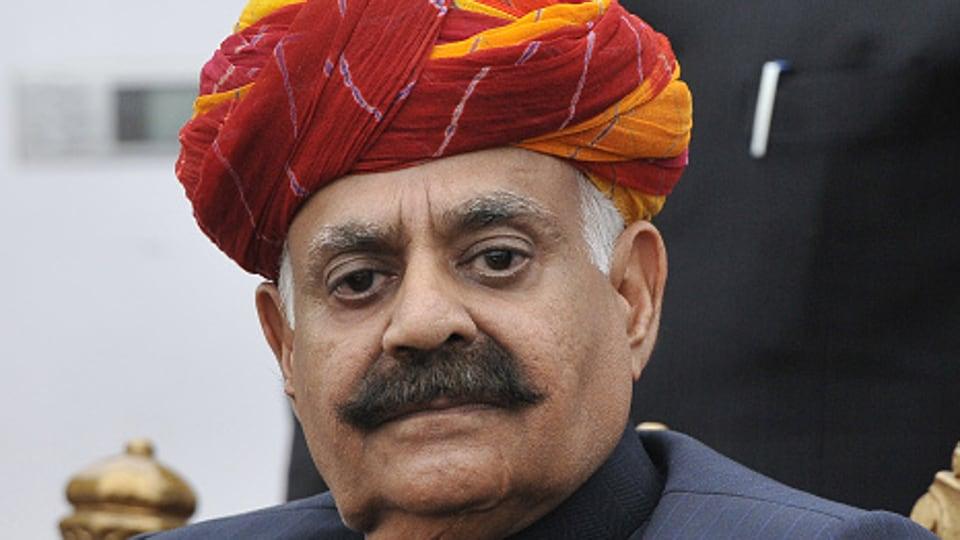 V P Singh Badnore