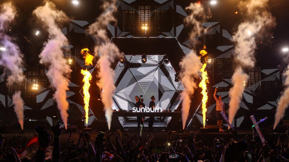 HT48Hours,Music festivals,Sunburn 2016