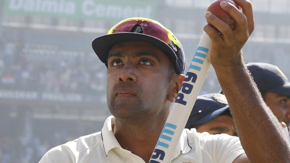 Ravichandran Ashwin was voted Cricketer of the year and Test cricketer of the year at the ICC awards in Dubai on Thursday.