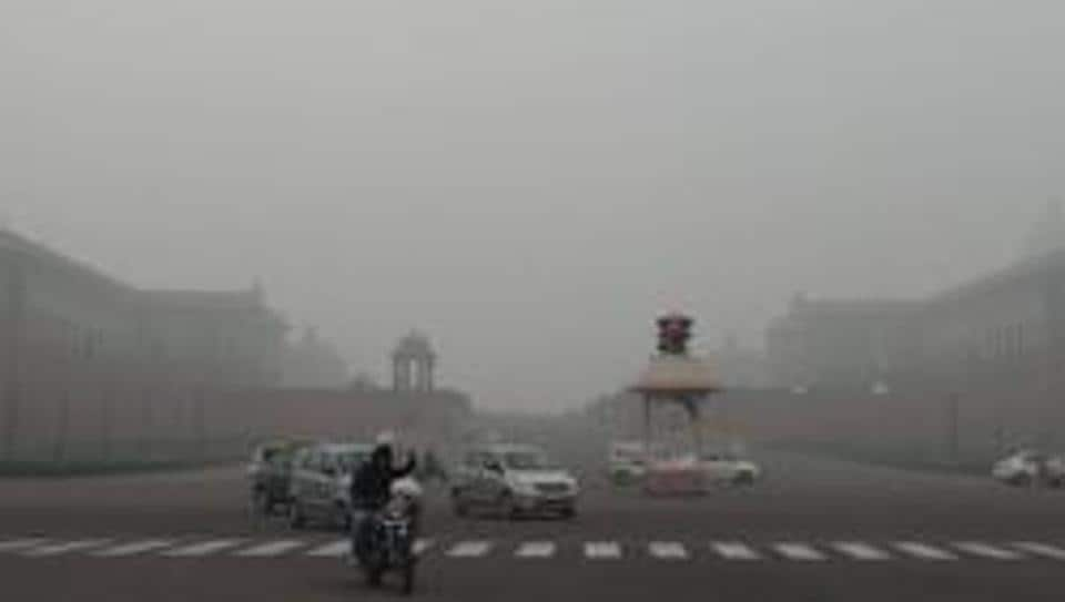 Delhiites will have to brave dense fog and cold weather as temperatures will go as low as 8 degrees Celsius in the next two days.