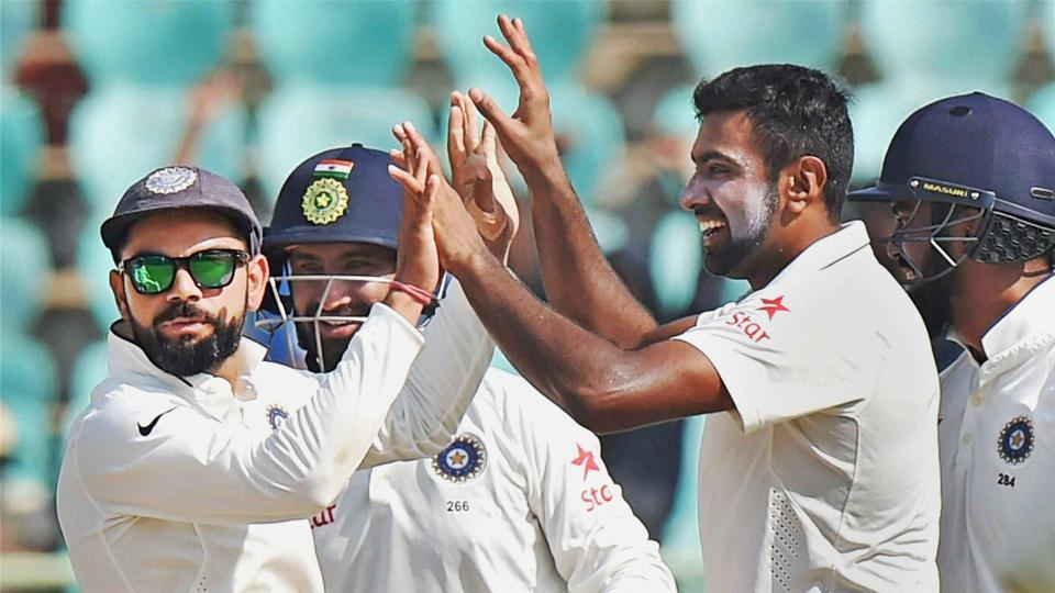 Ravichandran Ashwin won the ICC Cricketer of the Year  while Virat Kohli was named captain of the ICC ODI Team of the Year at the 2016 ICC Awards.