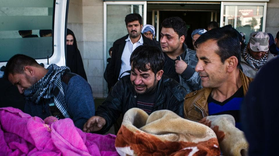 Islamic State,Mosul,Car bomb attack