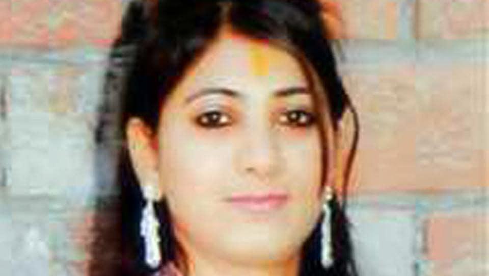 Victim Harpreet Kaur.