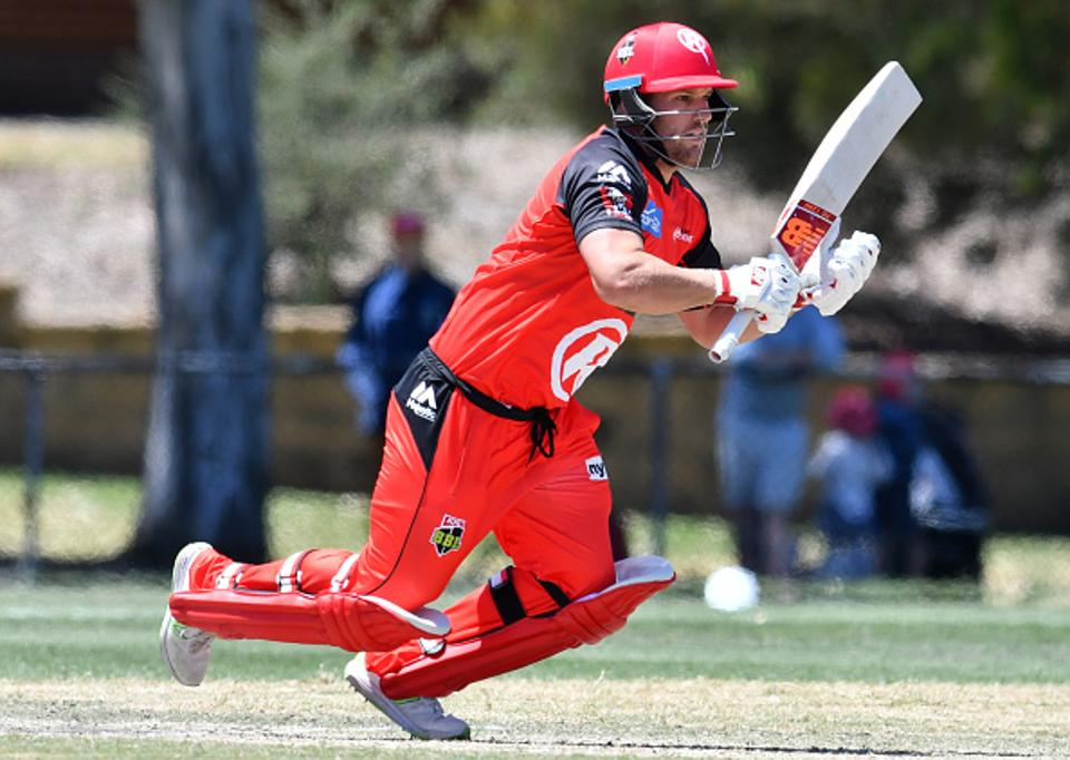 Melbourne Renegades' Aaron Finch will play a major role in their match against Sydney Thunder.