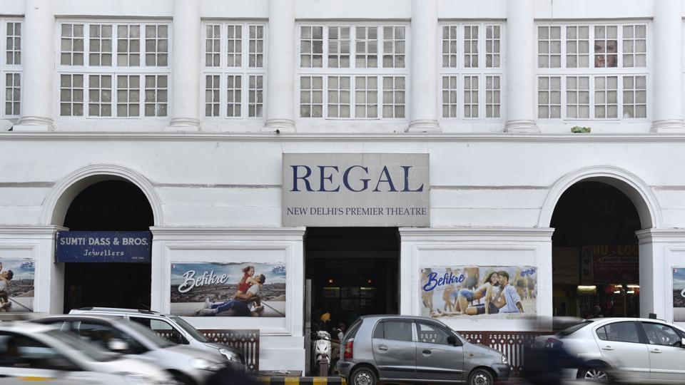 Regal Cinema,Delhi,Connaught Place