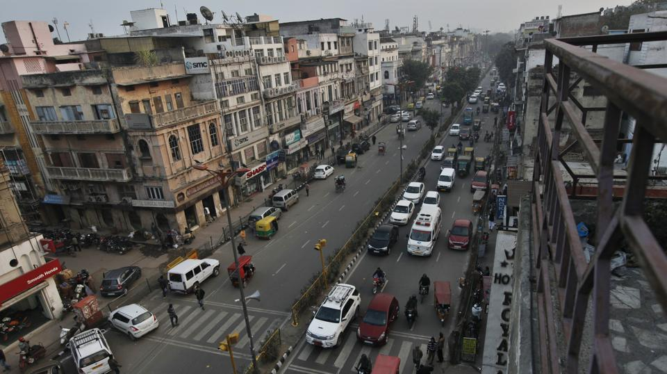 During the meeting with L-G Najeeb Jung, Shahjahanabad Redevelopment Corporation (SRDC) consultant shared the plan for beautification of stretch from Daryaganj traffic signal to Lothian Bridge in Old Delhi.