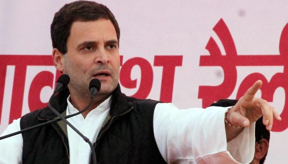 Rahul Gandhi says PM Modi's demonetisation drive is 'dacoity'