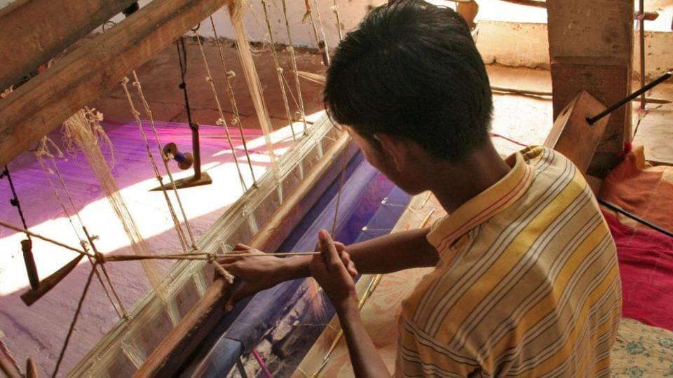 Chikankari,Weavers,Demonetisation