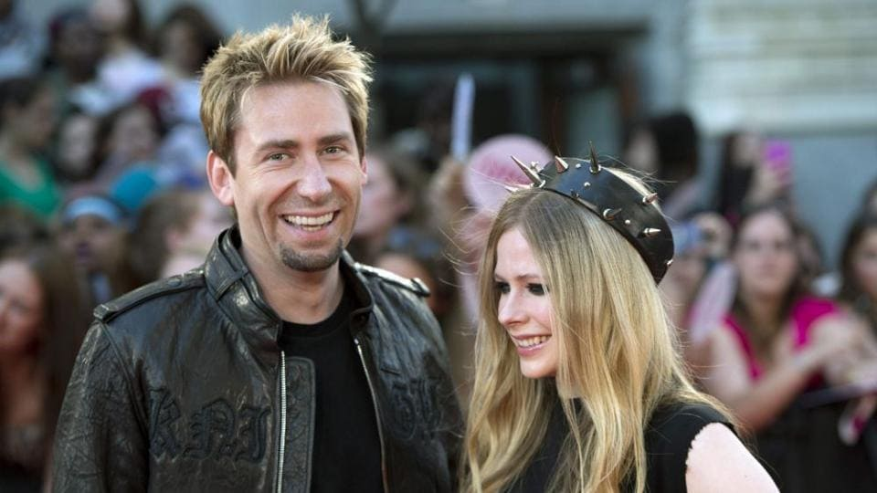 Avril Lavigne,Mark Zukerberg,Nickleback