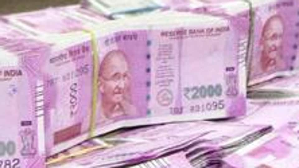 A total of Rs 10 lakh cash in new notes has been seized along with Rs 16 lakh worth of foreign currency.