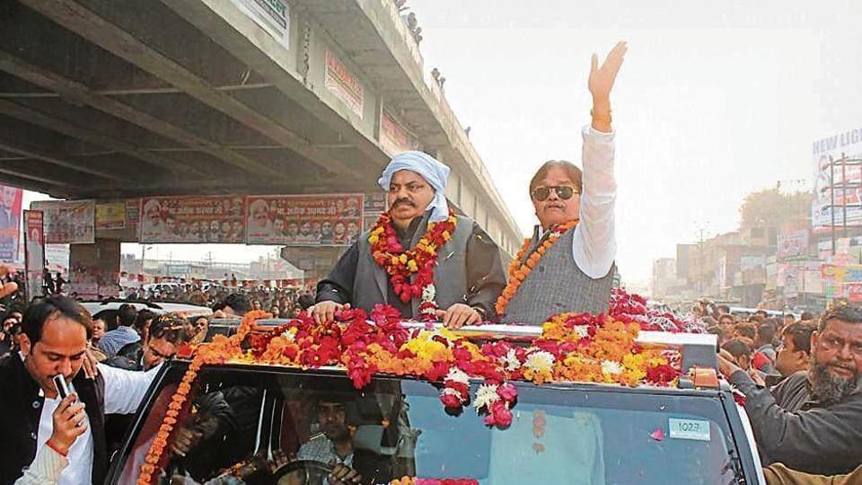 UP polls,Atiq Ahmad,Samajwadi Party