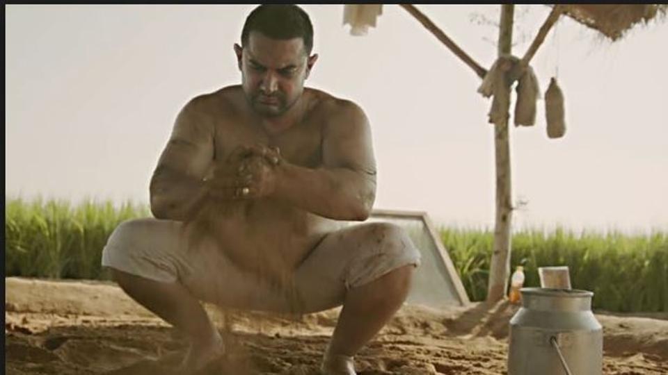 Dangal,Aamir Khan,Nitesh Tiwari