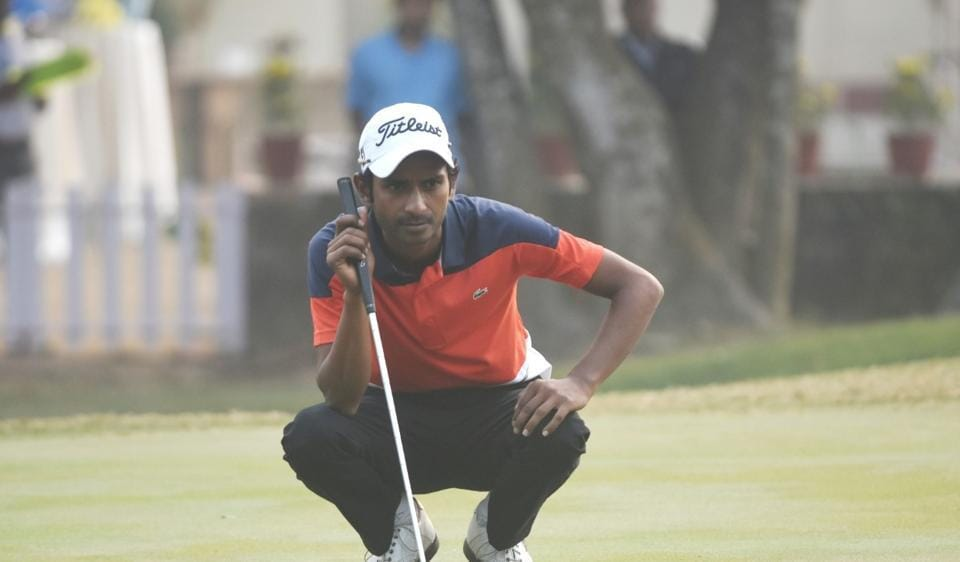 Tied seventh and four off the lead after round one, Rashid Khan (70-64) found his way to the top of the pack with an error-free 64 that featured an eagle and six birdies.