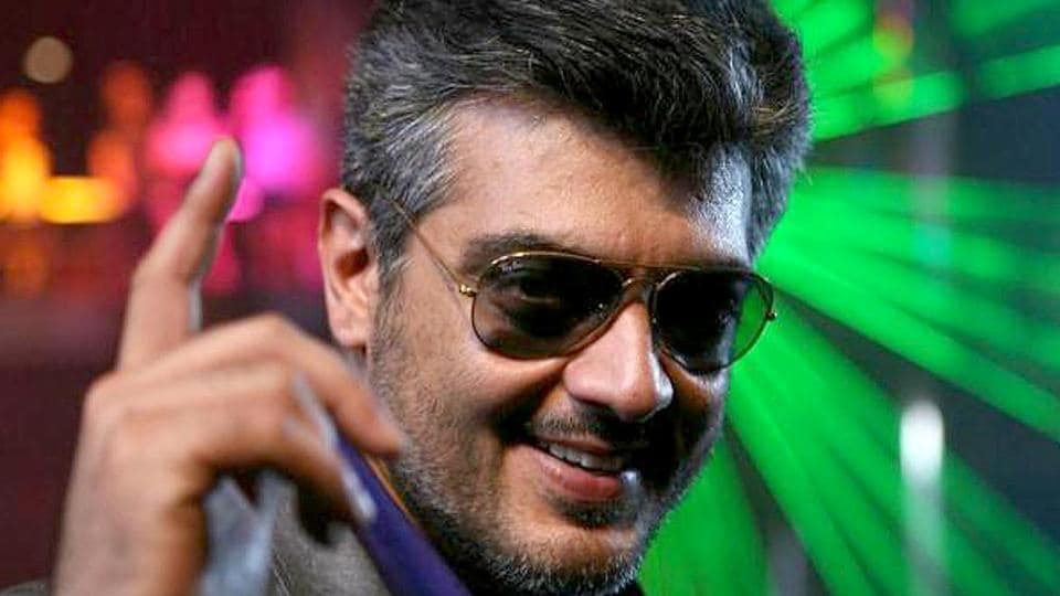 Thala 57 Ajith Takes Time Off His Next Film Shoot For Christmas