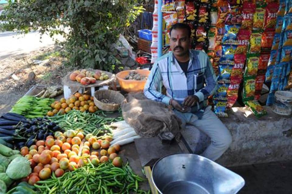 Traders said fall in supply at Muhana wholesale mandi in Jaipur led to an increase in prices of vegetables.