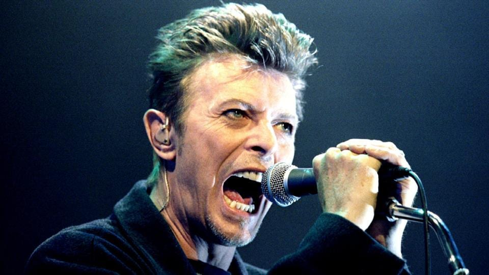 British pop star David Bowie passed away on January 10, 2016.