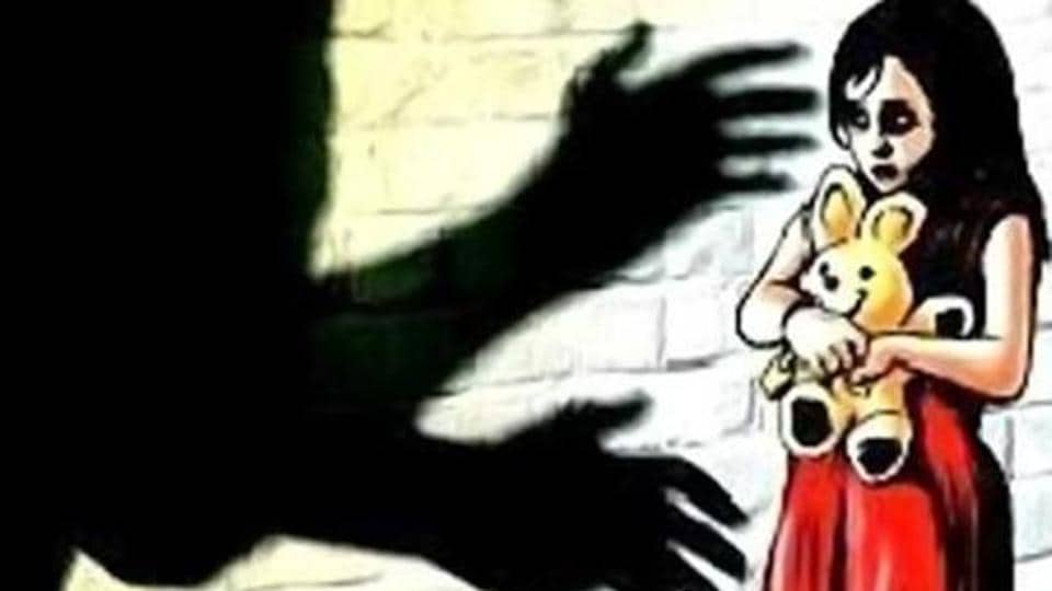 A four-year-old girl was raped, her eyes were  gouged out and hands chopped off.