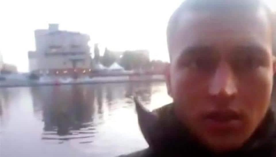Anis Amri,Berlin truck attack,Berlin Xmas market attack