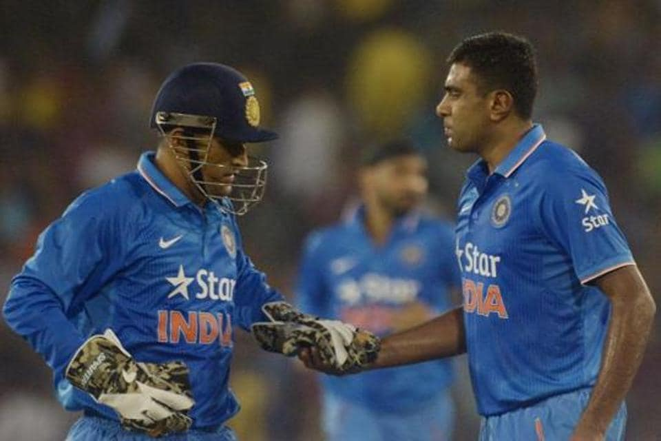 Ravichandran Ashwin was MS Dhoni's lead spinner for a considerable period of time in the Indian cricket team.