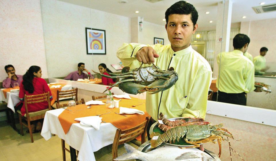 restaurants,Gajalee,peking duck