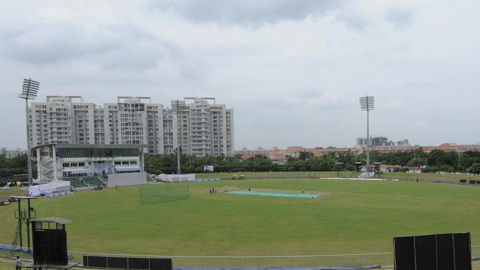 The Greater Noida cricket stadium, which hosted matches in the 2016 Duleep Trophy, has gotten approval by the ICC to host international matches.