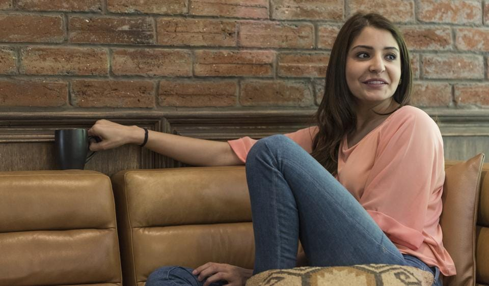 Actor Anushka Sharma talks about her love for the Capital.