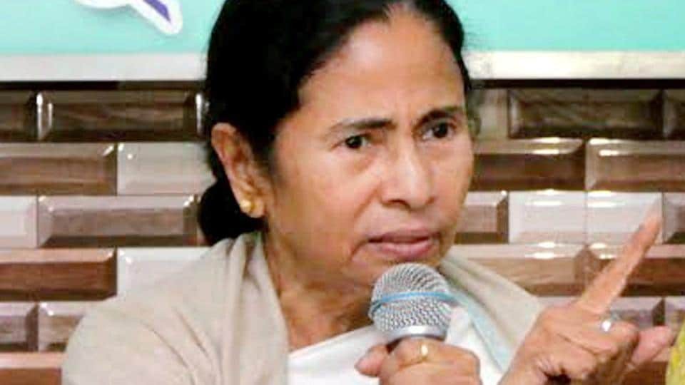 Mamata Banerjee,CRPF,I-T searches in Kolkata
