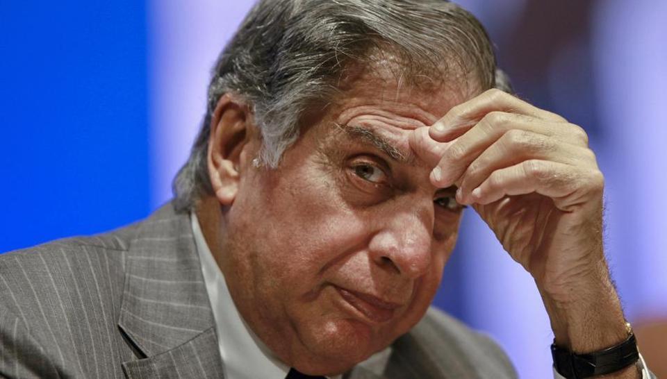 Ratan Tata,Tata Sons,Cyrus Mistry