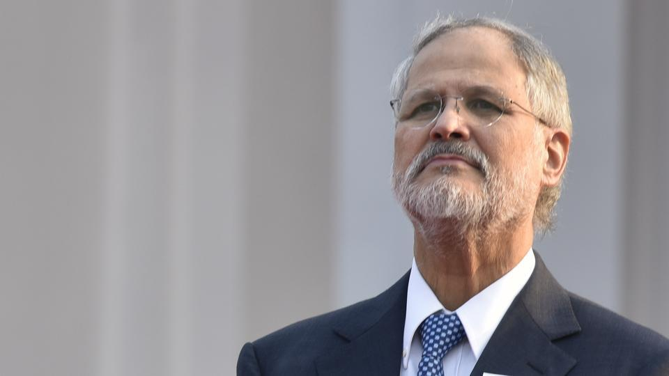 Delhi's lieutenant governor Najeeb Jung resigned from the position on Thursday, saying he would return to academics, his 'first love'.