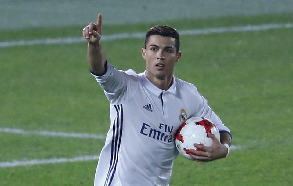 Cristiano Ronaldo,Real Madrid,Syria
