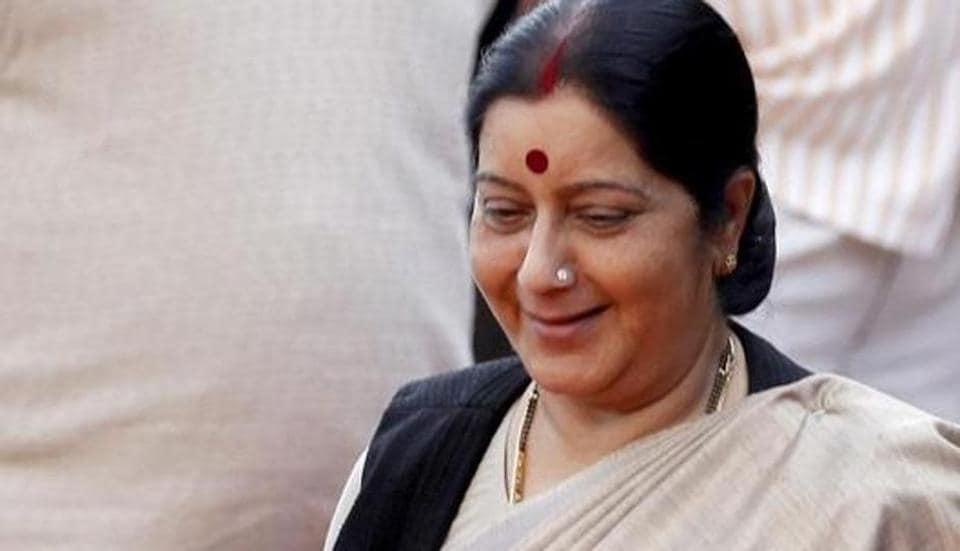 Sushma Swaraj,Sushma Swaraj twitter,Twitter