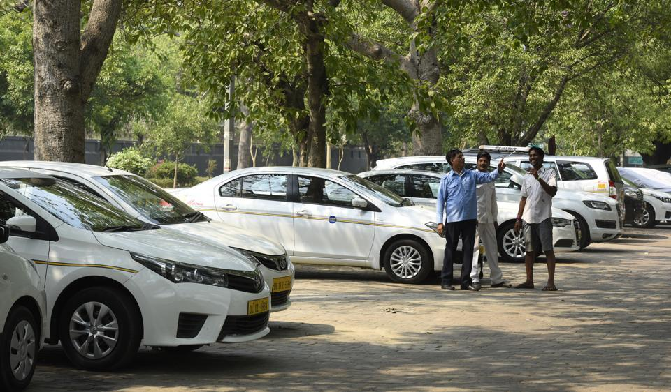 A report by the Centre of Science and Environment says that if all vehicles are brought together in Delhi, then the city will need parking space equivalent to nearly 310 football fields.