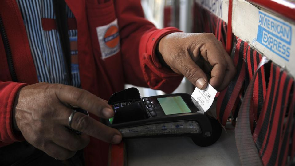 Cashless payments,Credit cards,Debit Cards