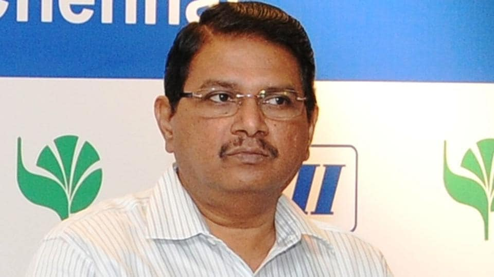 IT raids,Tamil nadu Cheif Secretary,P. Rama Mohana Rao