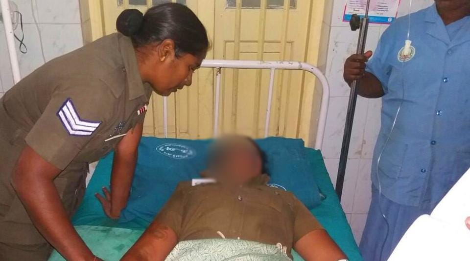 Acid attack,Vellore acid attack,Tamil Nadu