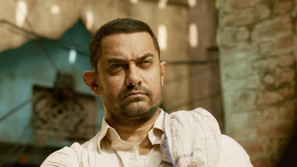 Aamir Khan's Dangal is directed by Nitesh Tiwari.