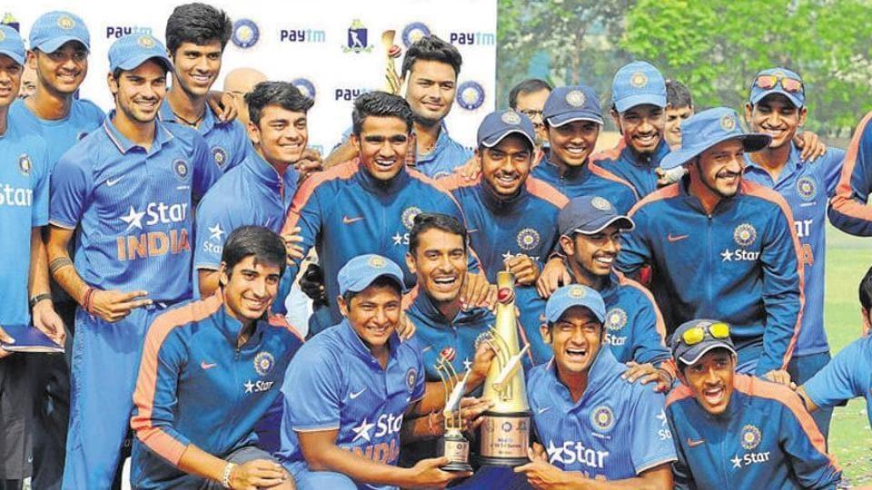India vs Sri Lanka Under-19 Asia Cup,India beat Sri Lanka,India vs Sri LAnka
