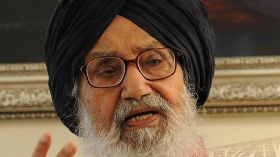 Parkash Singh BAdal,Punjab Polls
